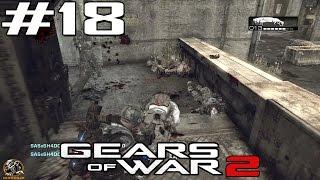 """CLUTCH TIME!"" - Gears of War 2 Road to Rank 100 LIVE w/ Shadowz #18"
