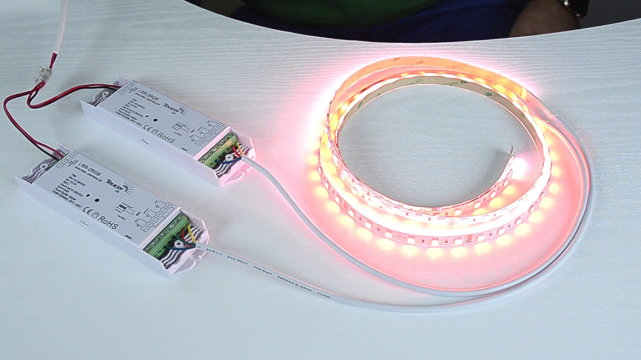 sale retailer 1e3ae db423 How to Install and Control RGB Strip Wirelessly (RF)