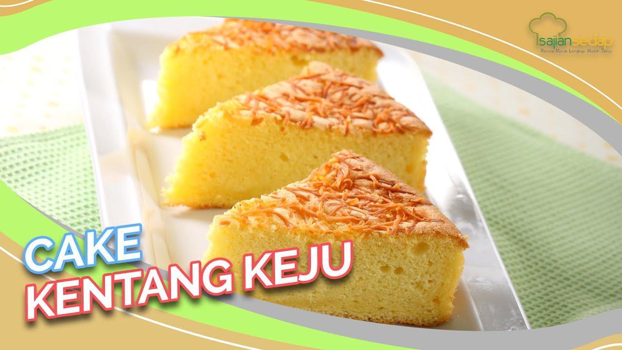 Resep Cake Kentang Keju yang Gurih dan Lembut, Enaknya Pakai Banget