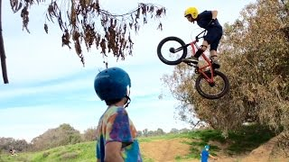 Secret BMX Dirt Jumps