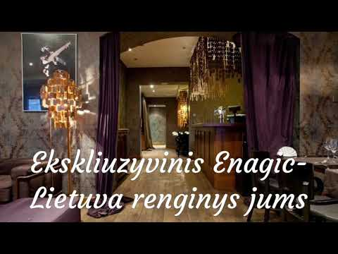 Secret to Health by Enagic in Lithuania