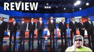 fox news debate 2015 live stream gop 2016 republican presidential primary debate my thoughts review