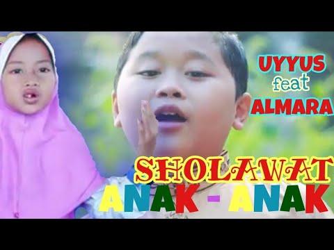 Almara Feat Uyyus Lagu Religi Sholawat Badar