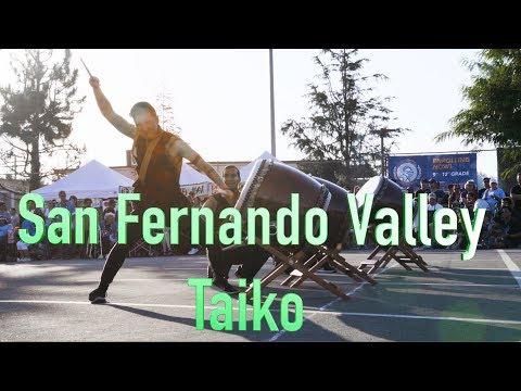 San Fernando Valley Taiko | Obon Festival 2018 | Hongwanji Buddhist Temple | 4k