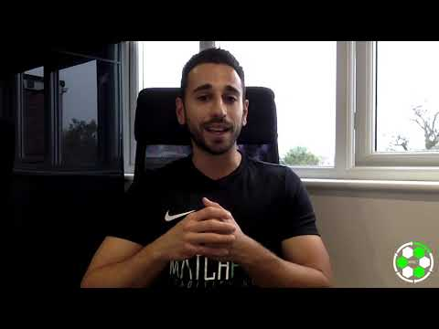 Strength & Conditioning For Youth Footballers I Fitness Training For Soccer Players