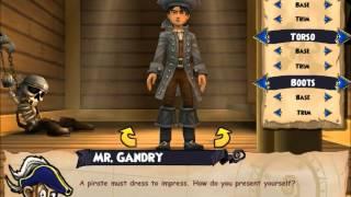 Pirate101 Privateer Gameplay Skull Island (part 1)