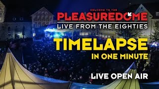 WELCOME TO THE PLEASUREDOME - The Time Lapse - WTTP Live on April 30, 2013 in Reutlingen