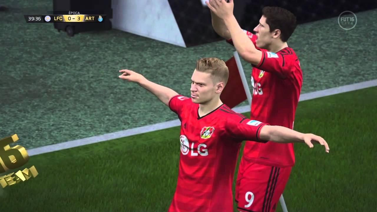 FIFA 16 Lukasz Piszczek