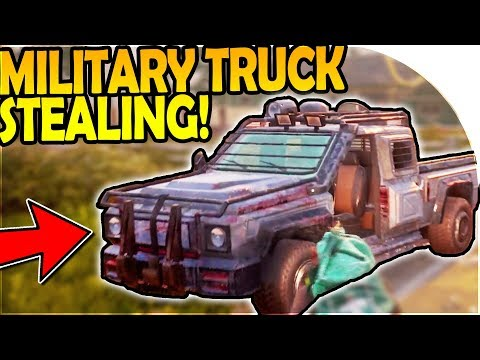 STEALING a MILITARY TRUCK - OVERRUN PLAGUE HEART ( State of Decay 2 Gameplay Part 9 )