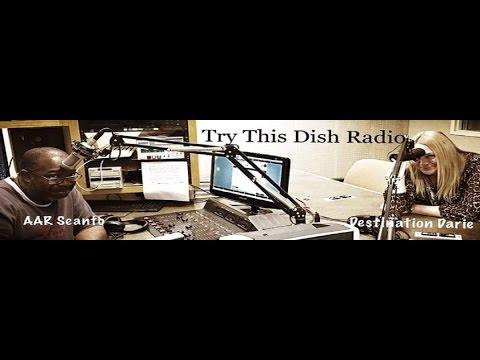 051316 #TryThisDish #Foodie #Radio w/ @Destination_ddd #FoodBloggers #News