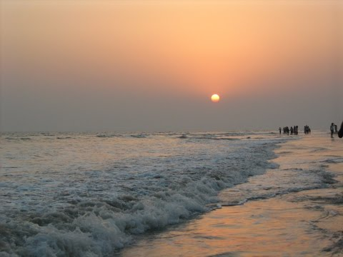 Bakkhali Beach Near Kolkata  (Bay Of Bengal)