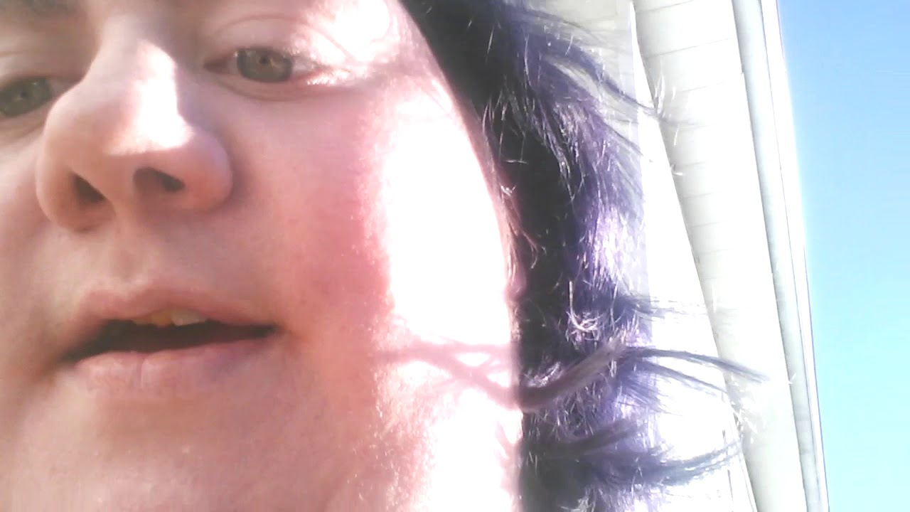 Midnight Violet Hair Color And What Color To Do Next Youtube