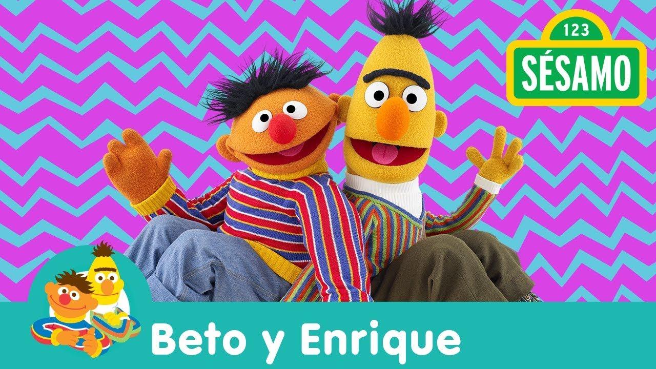 Sésamo Los Mejores Amigos Beto Y Enrique Youtube