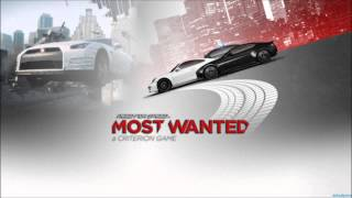 Need For Speed Most Wanted 2012 Menu Music