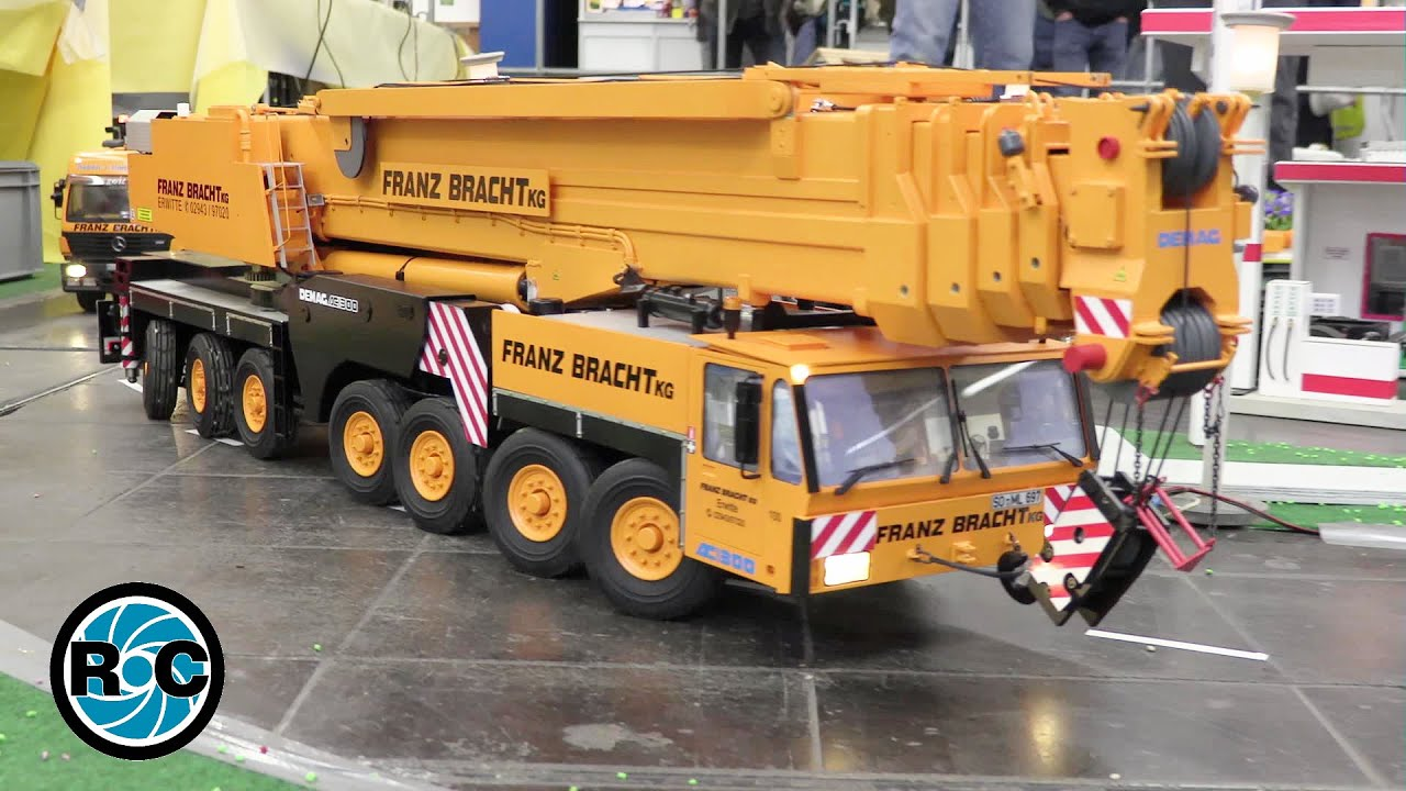 Free shipping Oversized remote control crane electric toy ... |Radio Controlled Cranes