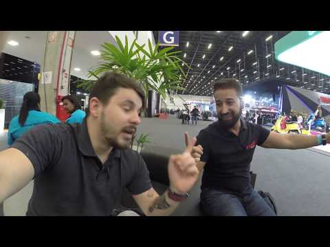 Salão Duas Rodas 2017 - principais lançamentos e novidades/ Vrum Brasília