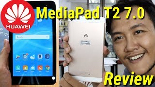 Huawei MediaPad T2 2017 Review indonesia - REFRY REVIEW