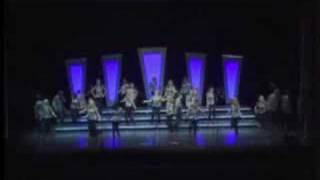 West Jones Imagination 2008 - Boys & Girls Medley