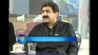 general Naseer Akhtar , Raja zulqarnain advocate & Ijaz Ahmed khan mpa with Ahsan zia in Studio one Star Asia,Punjab Tv  part 004