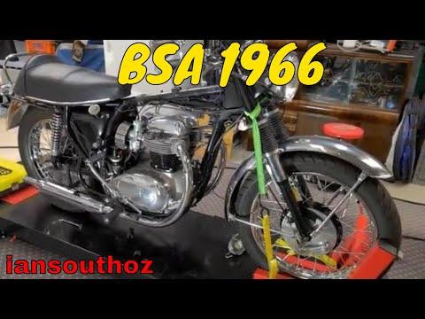 BSA Lightning 1966