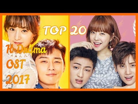 K-DRAMA OST [TOP 20]  OF 2017 (1st Half)