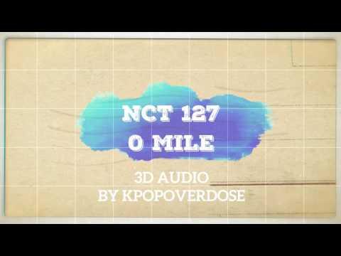 NCT127-0 MILE [3D Use Headphones]