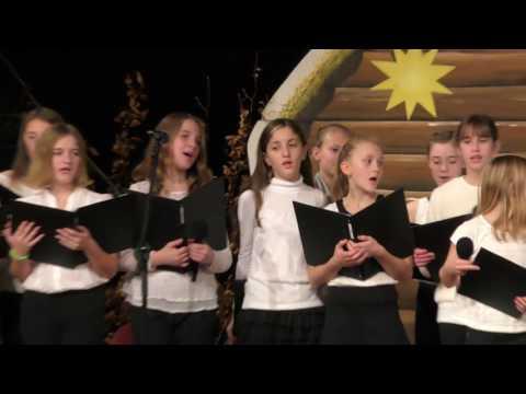 Weihnachten 2016 mit der CHORKLASSE 6 & Christoph Müller