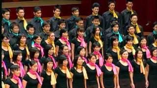 Dry Bones (Spiritual) - National Taiwan University Chorus