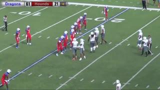 Blue Dragon Football vs. Fort Scott