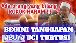 Download Mp3 Hukum Rokok-abuya Uci Turtusi