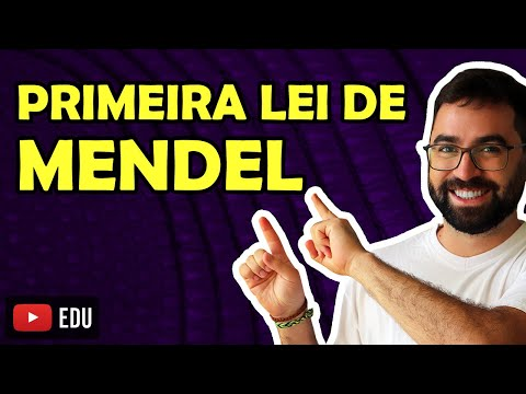Primeira Lei de Mendel - Aula 2 - Módulo 2 (Genética) - Professor Guilherme
