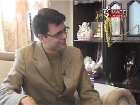 Image Sambad - Interview with सुशील कोईराला \ Sushil Koirala