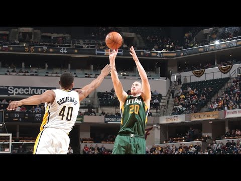 Gordon Hayward Sets New Career-High In His Hometown! 38 Points!   March, 20, 2017