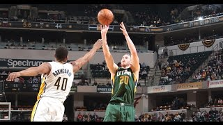 Gordon Hayward Sets New Career-High In His Hometown! 38 Points! | March, 20, 2017
