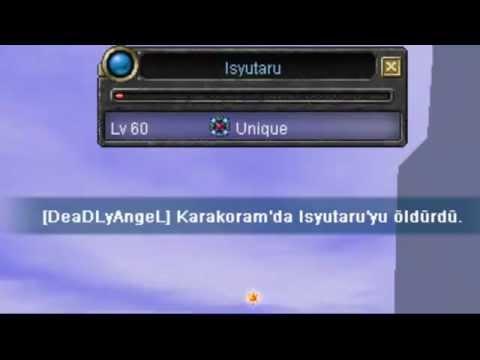 DeaDLyAngeL Kiiled Isyutaru #1