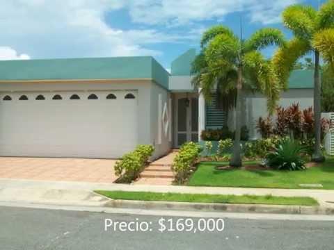 Casa En Venta En Urb. Parque De Candelero, Humacao