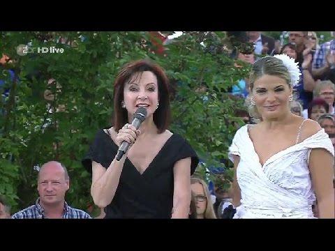 Baccara - Yes Sir, I Can Boogie [ZDF-Fernsehgarten] (2014)