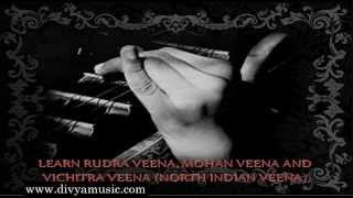 RAAG Moahan Kalyan (On Veena ) by Divya Music