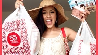 Shopping for my trip to FLORIDA HAUL | makeup, son's clothing, beach wear and more!