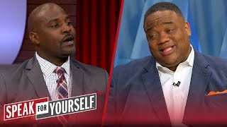 Whitlock & Wiley disagree on how Browns