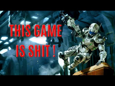 VANQUISH : THIS GAME IS SHIT ! |