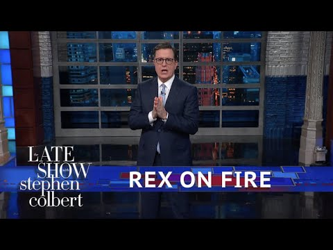 Download Youtube: Rex Tillerson Is Rumored To Have Upset The Moron