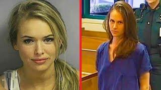 10 HOT Criminals Who Went Viral