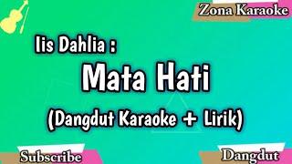 Mata Hati - Dangdut Karaoke