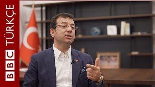 İmamoğlu: Taksim Meydanı dönüştürülmeli, Gezi Parkı korunmalı