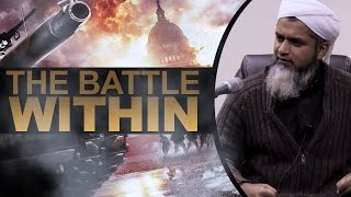 The Battle Within- Shaykh Hasan Ali