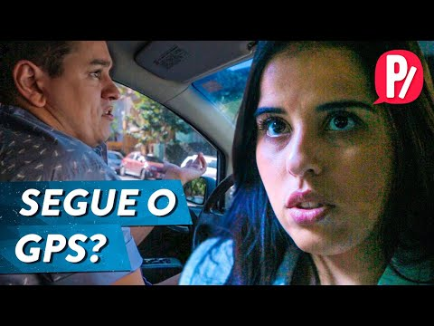 SEGUE O GPS? | PARAFERNALHA