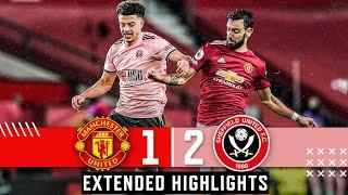 Manchester United 1-2 Sheffield United    Extended Premier League Highlights Burke & Bryan Goals ?