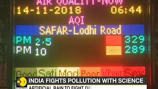 Artificial rain likely this week to clear air quality in Delhi-NCR