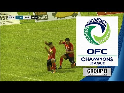 2018 OFC CHAMPIONS LEAGUE | Group B - AS Dragon v AS Lossi Highlights